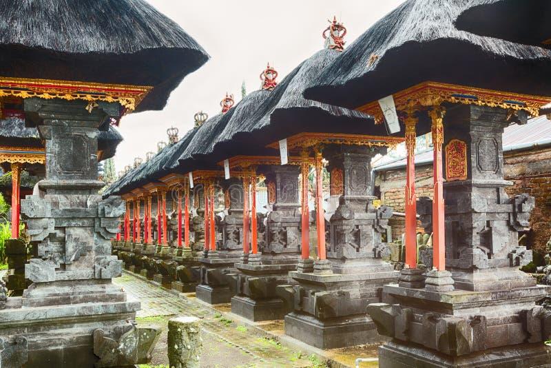 Tempiale di Balinese immagine stock libera da diritti