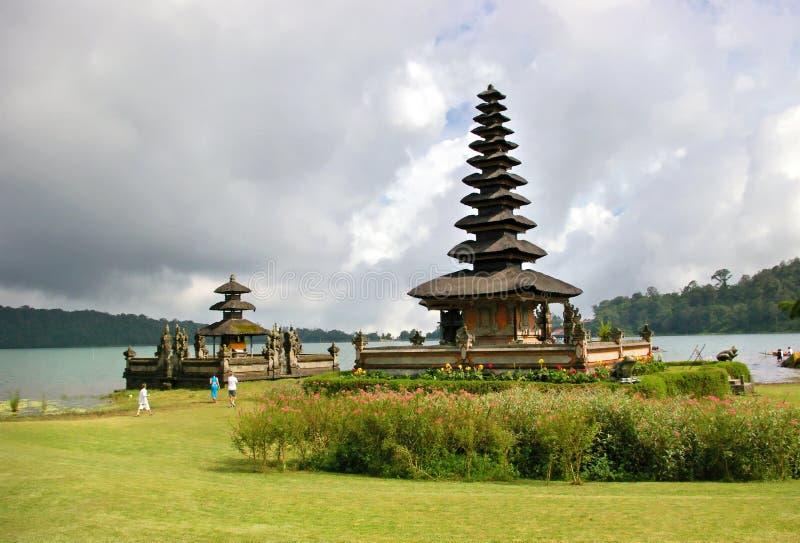 Tempiale di Balinese immagini stock