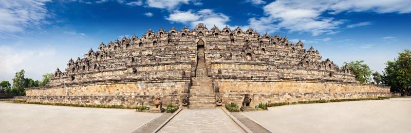 Tempiale di Borobudur fotografia stock
