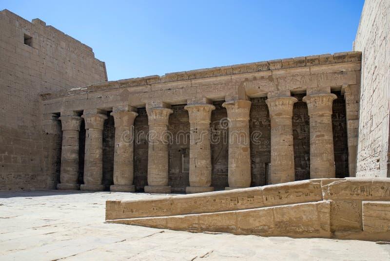 Tempiale di Hatshepsut, Egitto fotografie stock