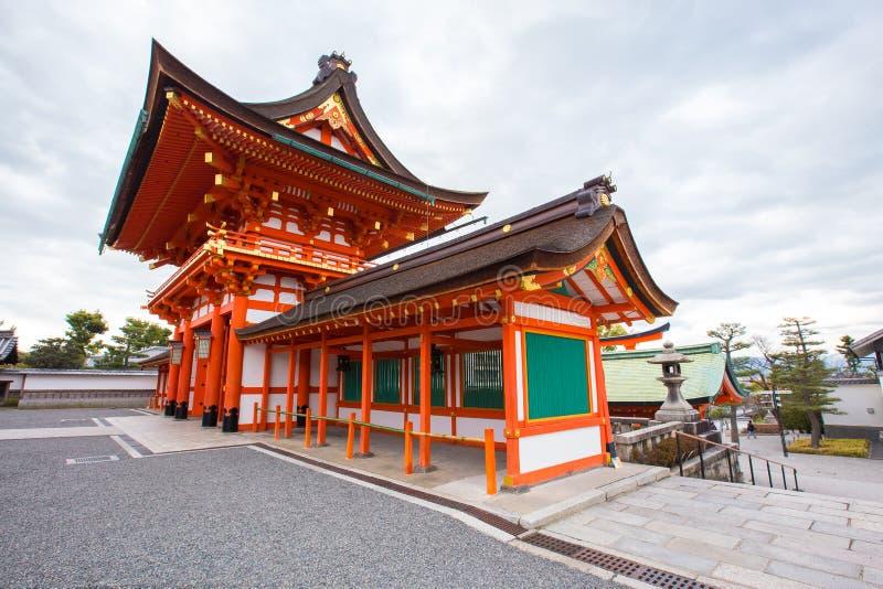 Tempiale di Kiyomizu-dera a Kyoto immagine stock