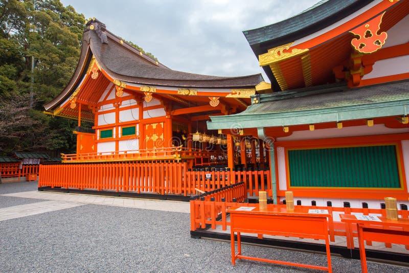 Tempiale di Kiyomizu-dera a Kyoto fotografie stock