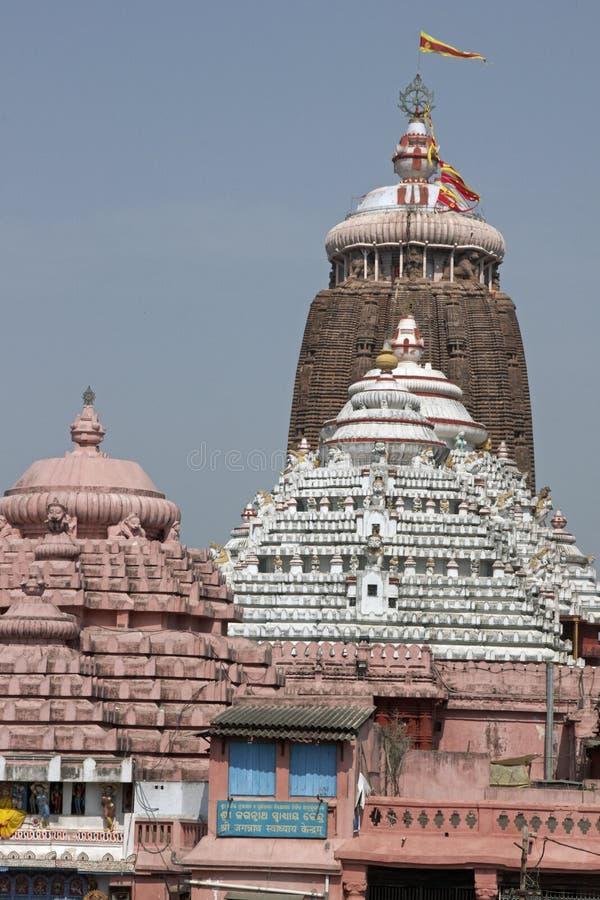 Tempiale indù Colourful immagine stock