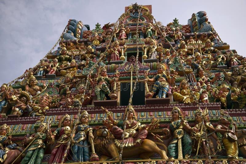Tempiale indù indiano immagini stock