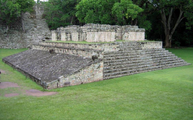 Tempiale Mayan fotografia stock
