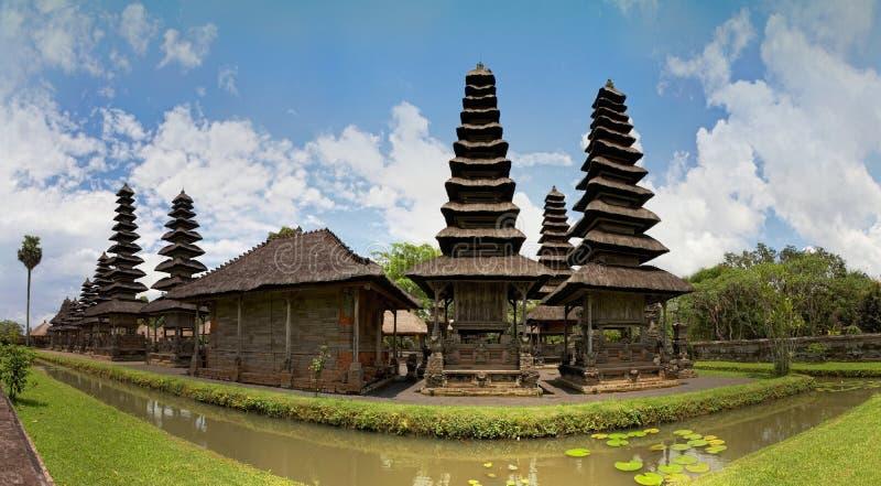 Tempiale reale Taman Ayun, Bali, Indonesia fotografie stock