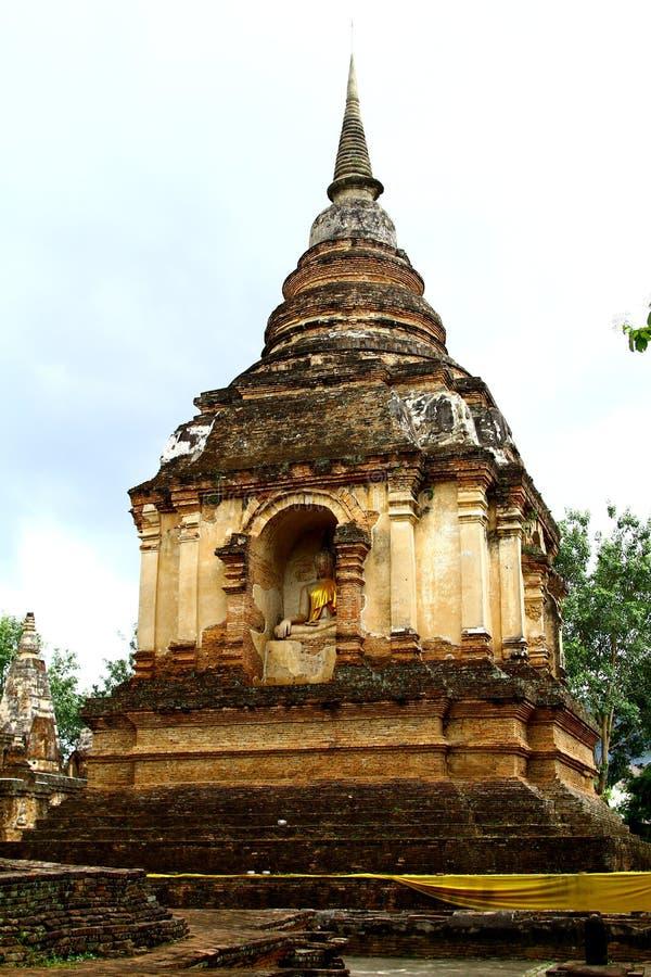 Tempiale tailandese fotografie stock