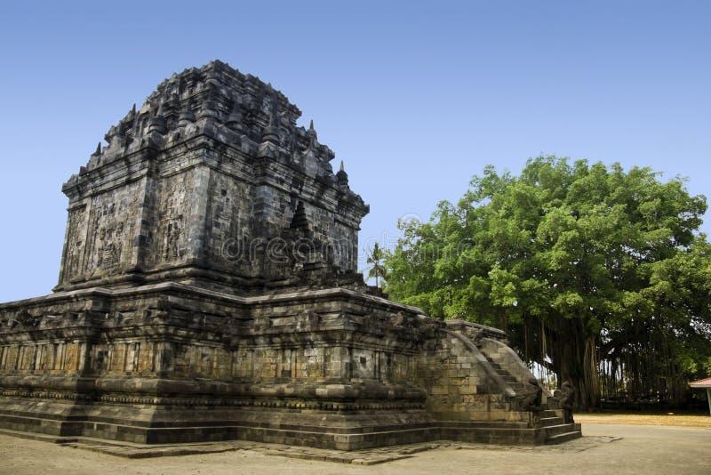 Tempiale yogyakarta Java Indonesia di Borobudur fotografie stock libere da diritti