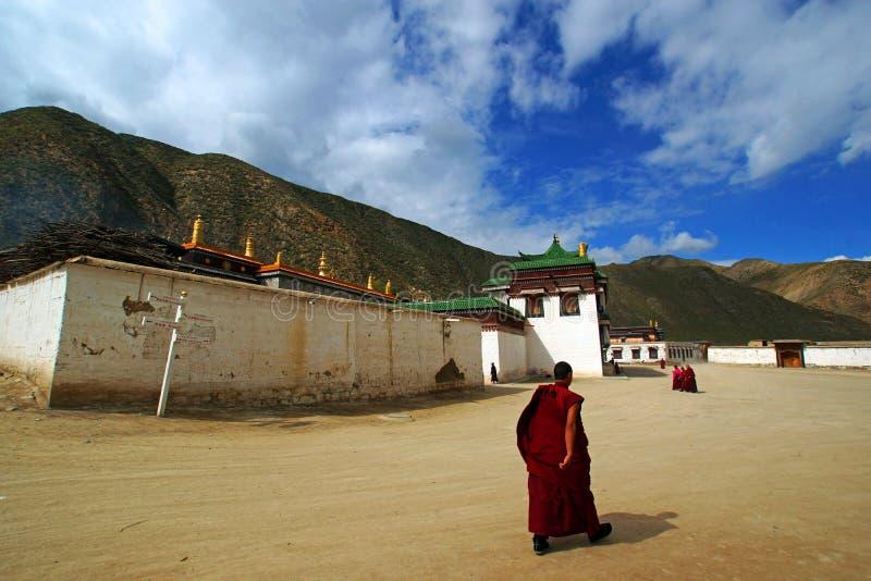 Tempie cinesi: LaBuLengSi fotografie stock libere da diritti
