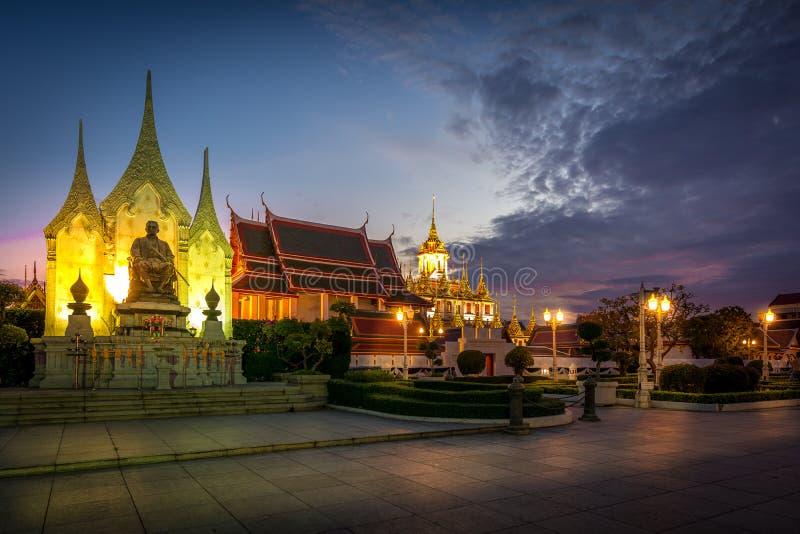 Tempie di Bangkok immagini stock libere da diritti
