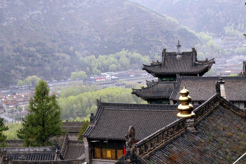 Tempie e cittadina antiche