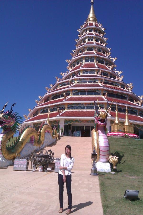 tempio beautyful in chiangrai immagine stock libera da diritti