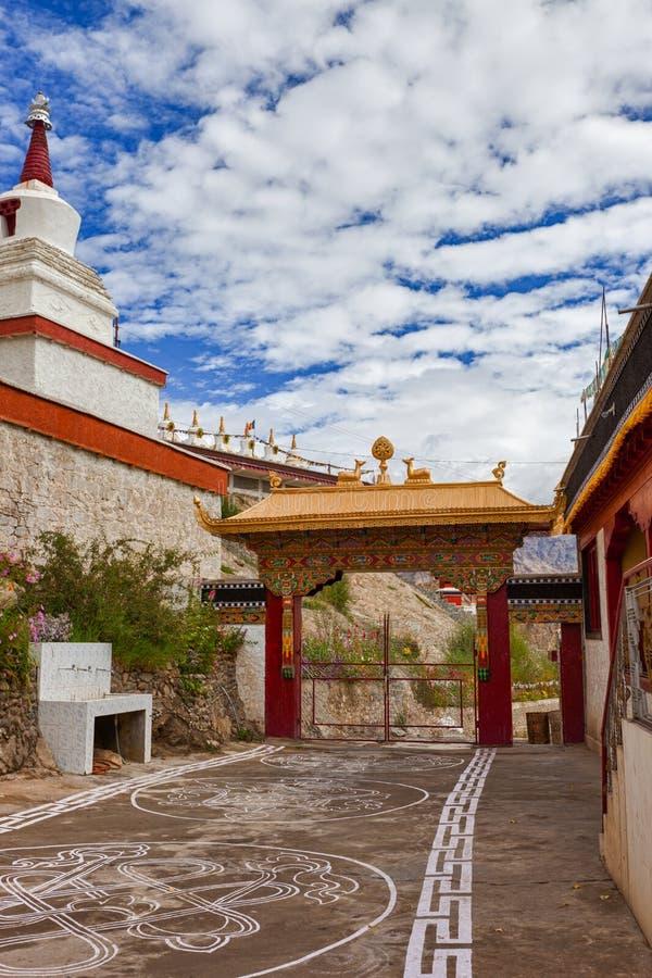 Tempio buddista immagini stock libere da diritti