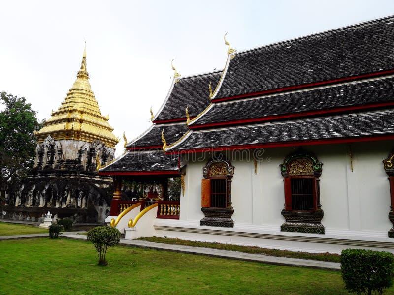 Tempio buddista della pagoda dorata immagini stock libere da diritti