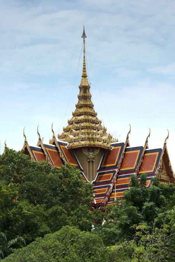 Tempio buddista di spectacular del materiale illustrativo di architettura immagine stock