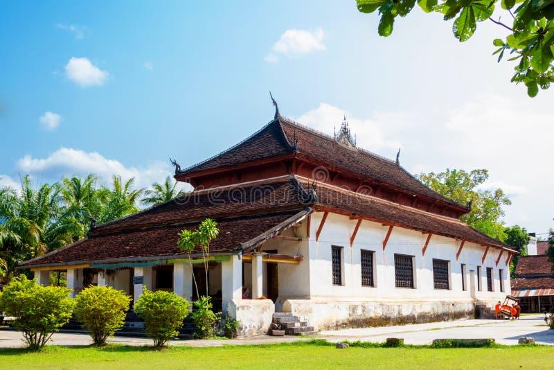 Tempio del LAOS - tino Visounnarath immagini stock