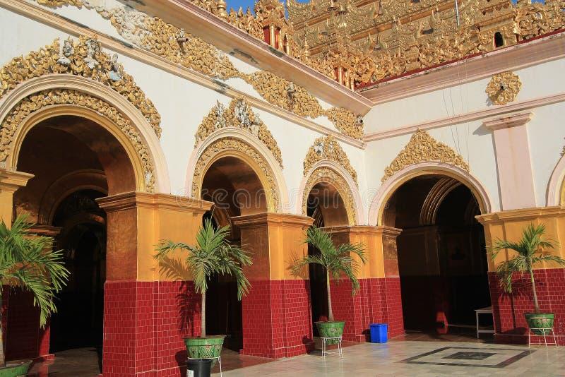 Download Tempio del Myanmar Bagan fotografia editoriale. Immagine di colore - 55355336