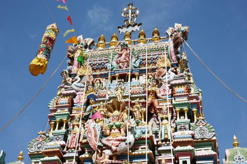 Tempio dell'India fotografia stock