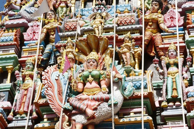Tempio dell'India fotografie stock