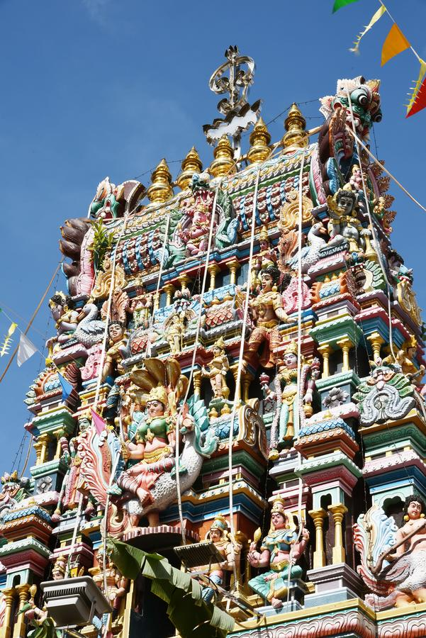 Tempio dell'India fotografia stock libera da diritti