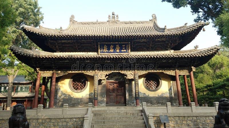 Tempio della porcellana fotografie stock libere da diritti