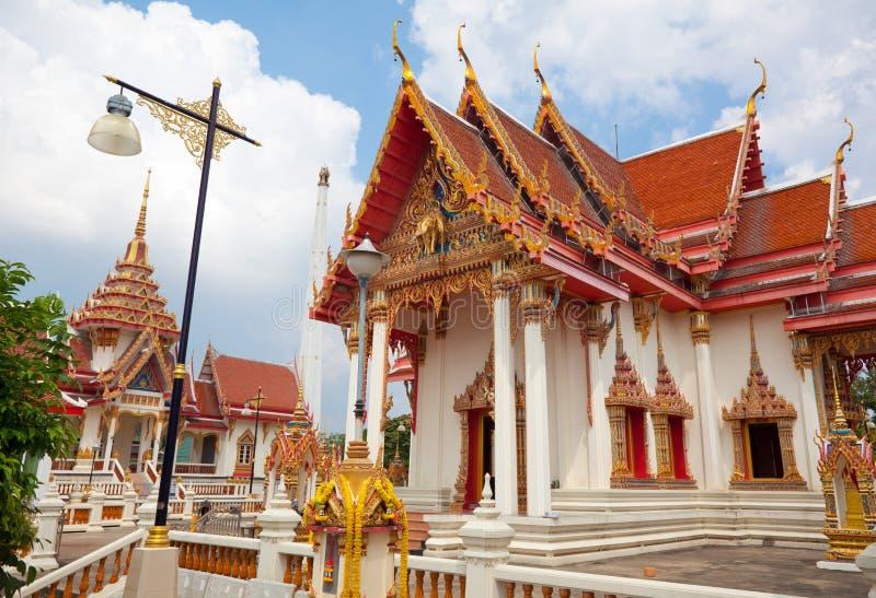 Tempio della Tailandia immagine stock libera da diritti