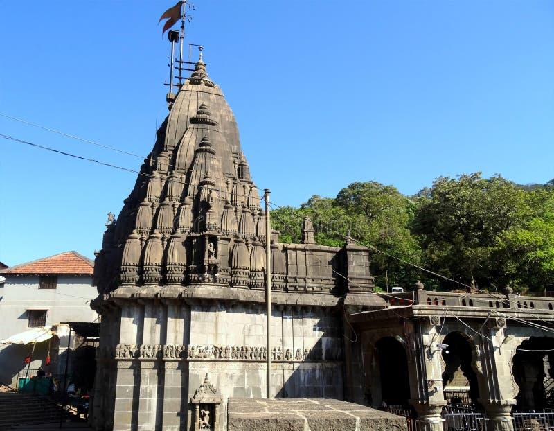 Tempio di Bhimashankar fotografia stock