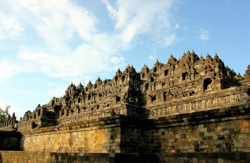 Tempio di Borobudur fotografia stock libera da diritti