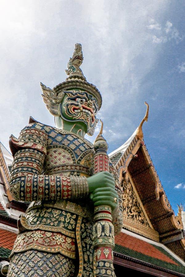 Tempio di Buddha del gigante fotografia stock libera da diritti