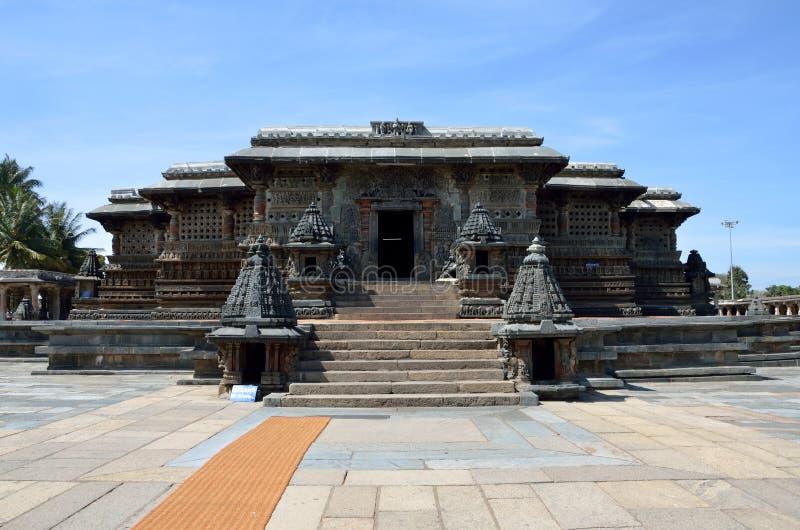 Tempio di Chennakesava fotografia stock