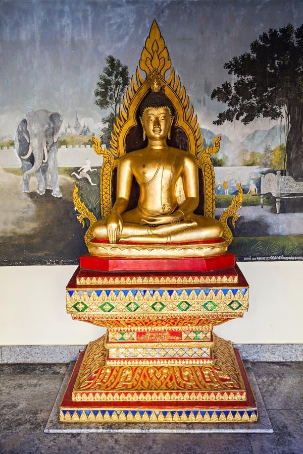 Tempio di Doi Suthep fotografie stock libere da diritti