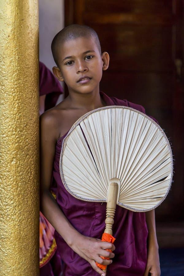 Tempio di Gangaramaya a Colombo, Sri Lanka fotografia stock libera da diritti
