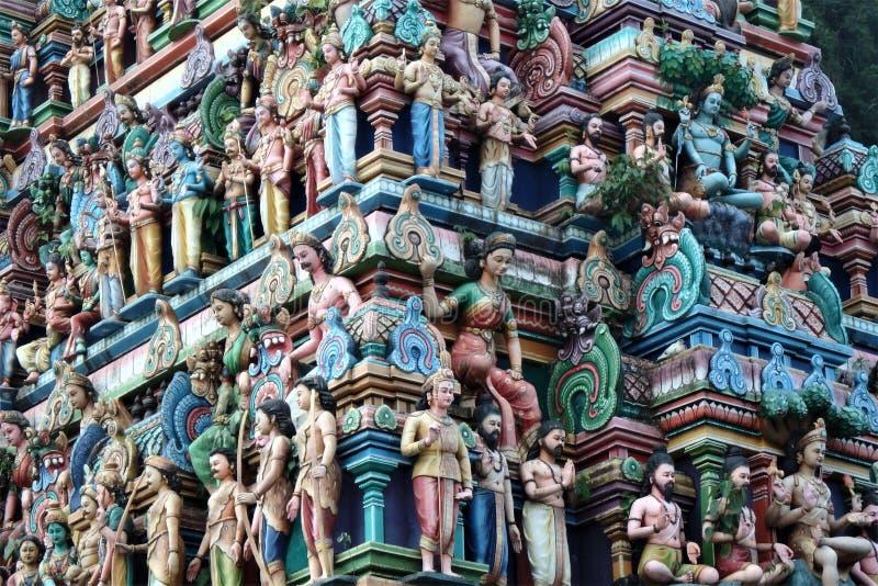 Tempio di Kallumalai Arulmigu Subramaniyar immagini stock