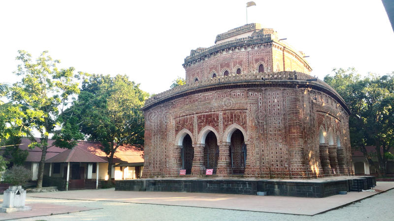 Tempio di Kantajew immagine stock libera da diritti