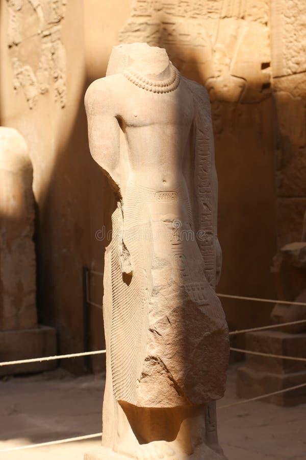 Tempio di Karnak - Egitto immagine stock libera da diritti