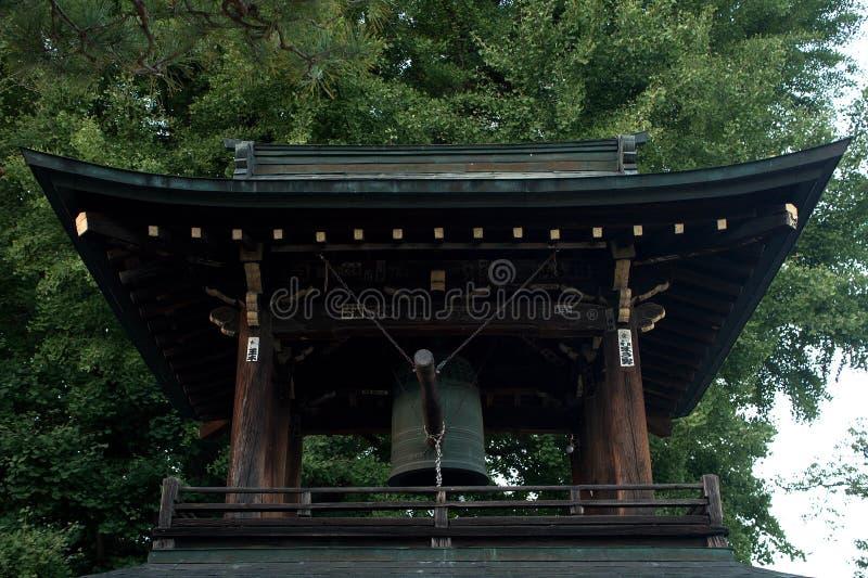 Tempio di Kokubun, Takayama, Giappone fotografia stock