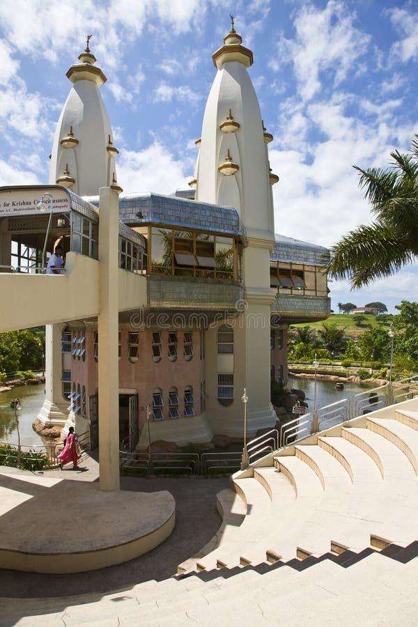 Tempio di Krishna fotografia stock