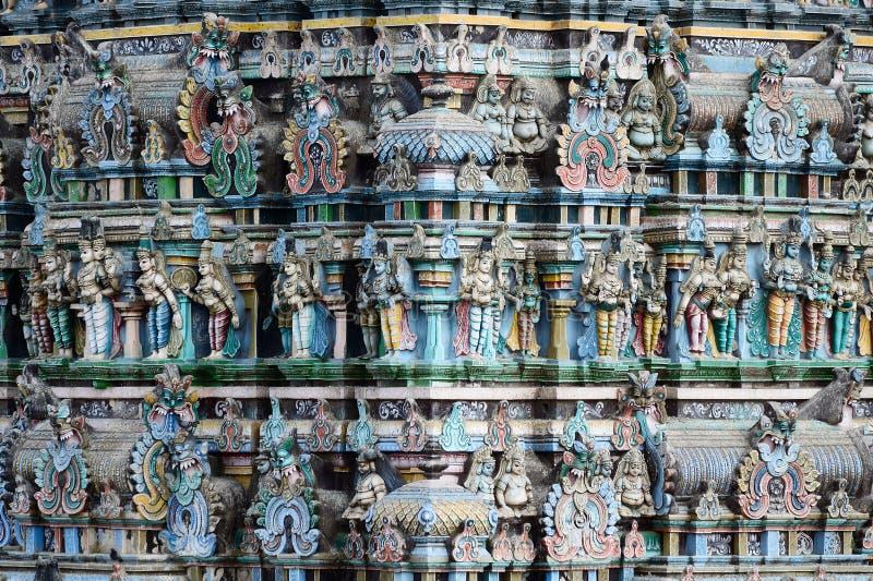 Tempio di Madura immagine stock