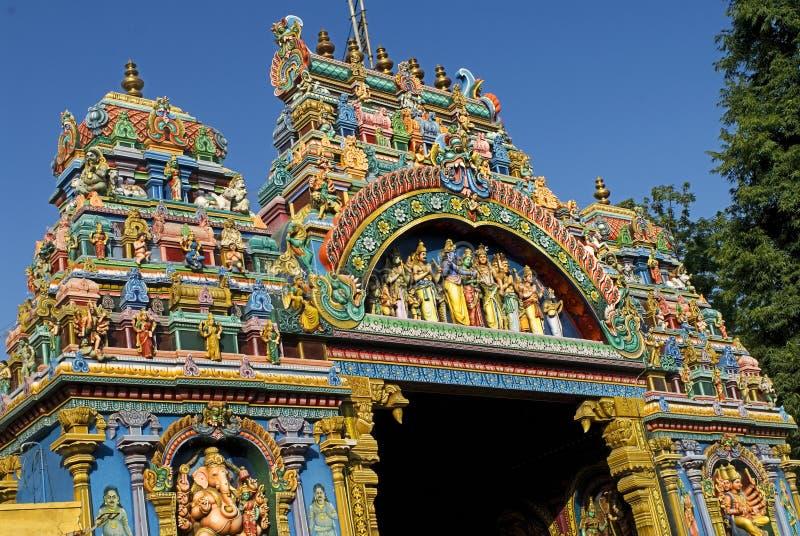 Tempio di Madura Meenakshi fotografie stock libere da diritti