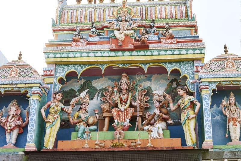 Tempio di Meenakshi fotografie stock