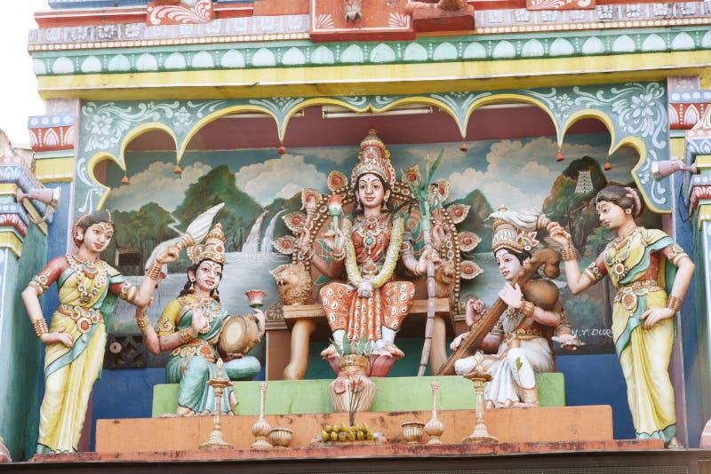 Tempio di Meenakshi fotografie stock libere da diritti