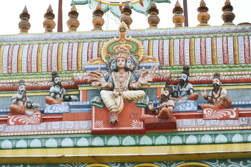 Tempio di Meenakshi fotografia stock