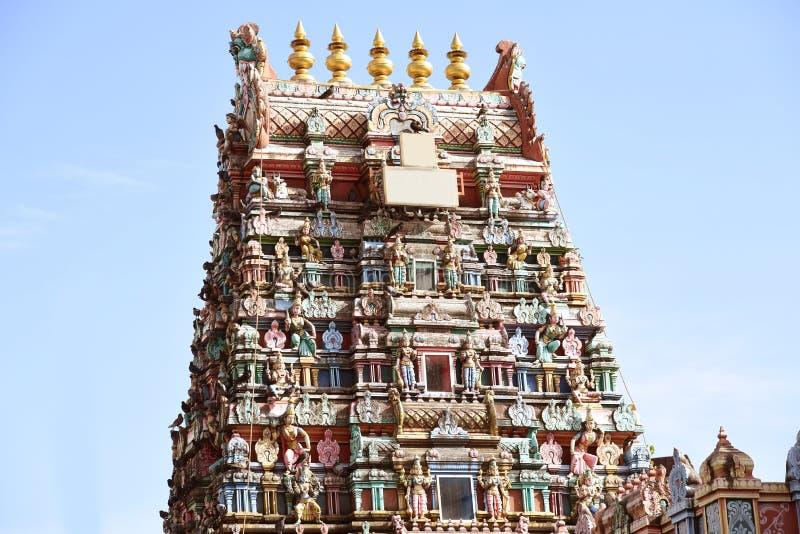 Tempio di Meenakshi immagini stock