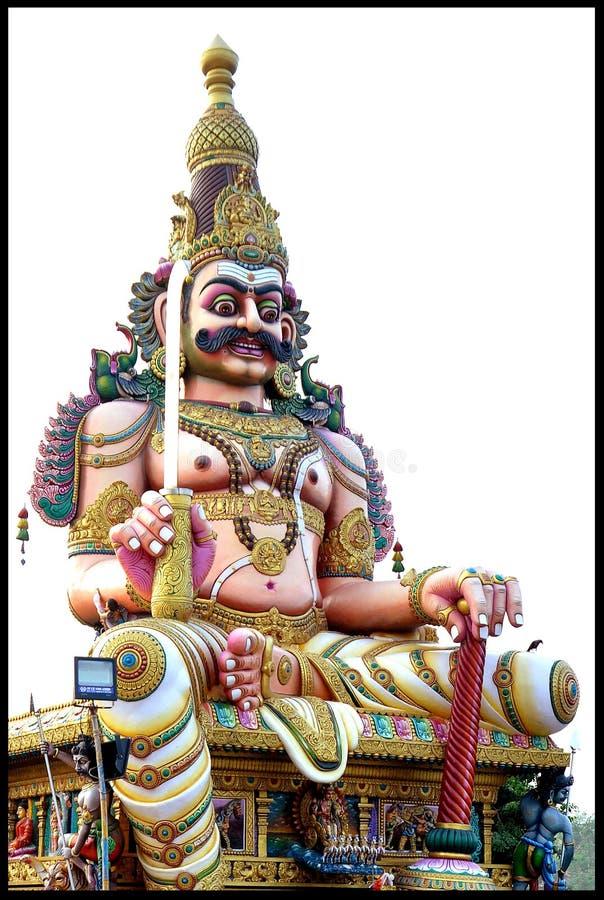 Tempio di Muniswaran in Chennai immagini stock libere da diritti