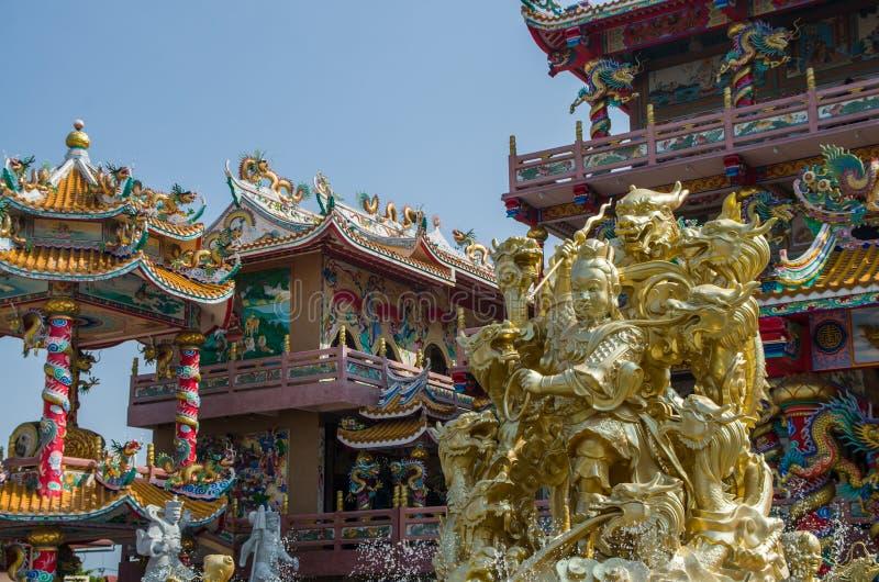 Tempio di Nezha immagini stock
