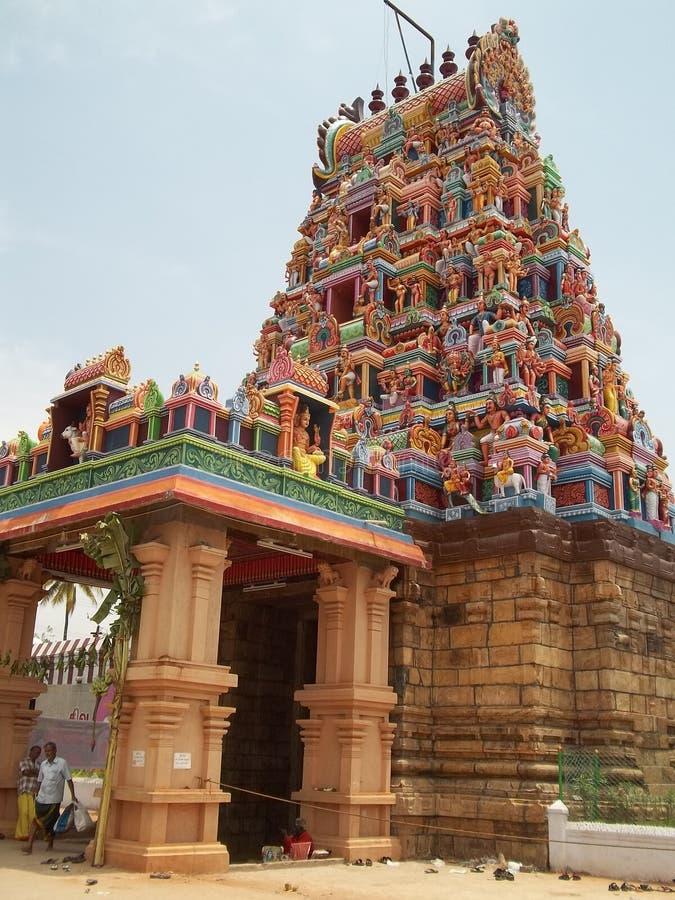 Tempio di Perur a Coimbatore immagine stock
