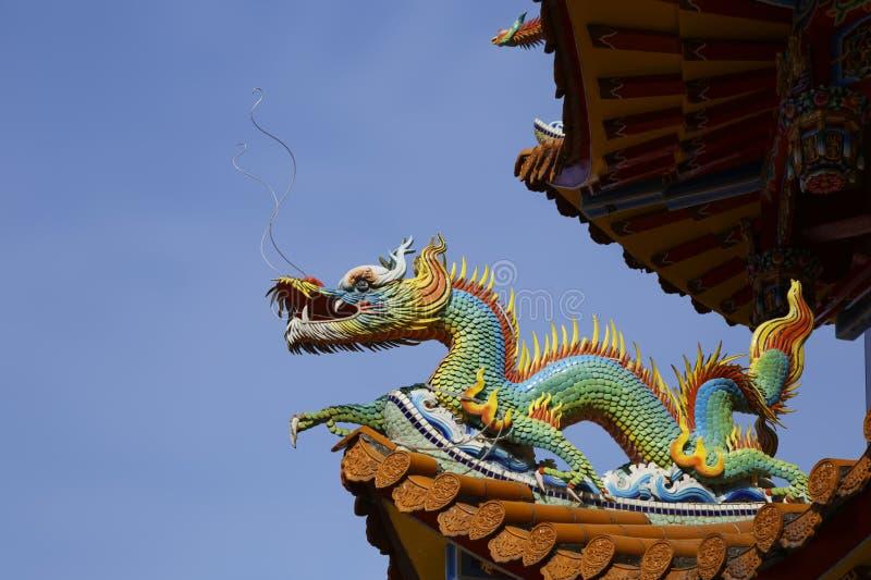 Tempio di Zizhu o tempio di bambù porpora Kaohsiung Taiwan, ROC fotografia stock