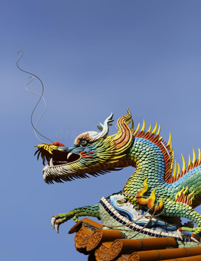 Tempio di Zizhu o tempio di bambù porpora Kaohsiung Taiwan, ROC immagine stock libera da diritti