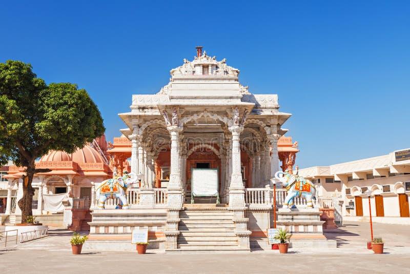Tempio Jain, Mandu immagini stock