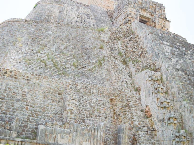 Tempio maya fotografie stock libere da diritti